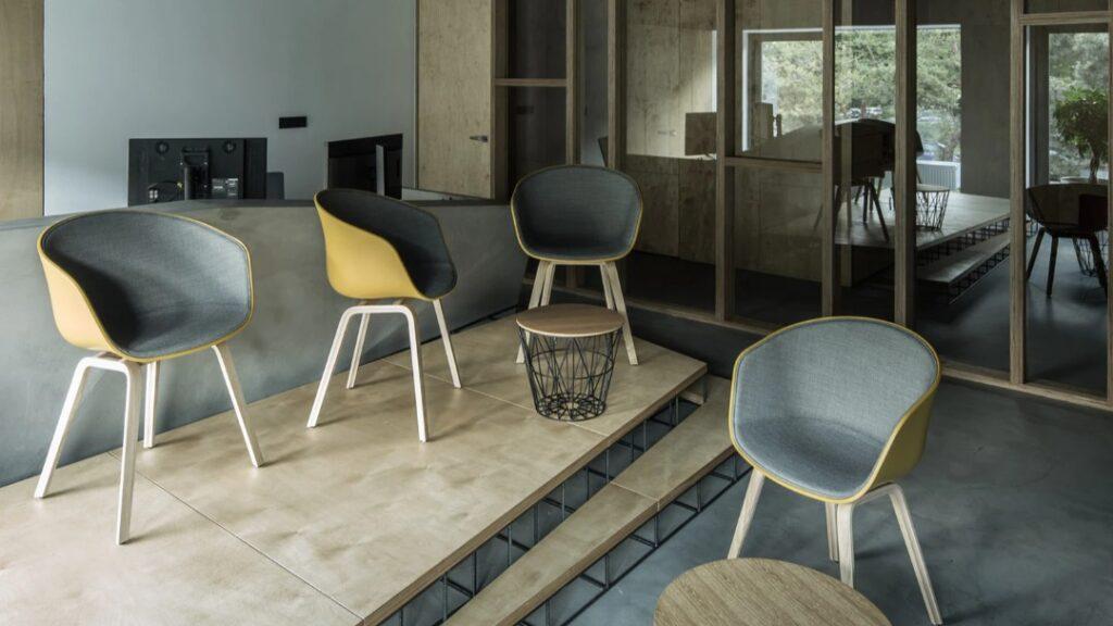 Modernistyczne wnętrza mieszkalne